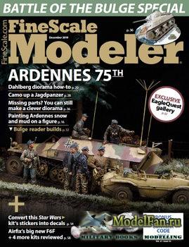 FineScale Modeler Vol.37 №10 (December 2019)