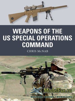 Osprey - Weapon 69 - Weapons of the US Special Operations Command
