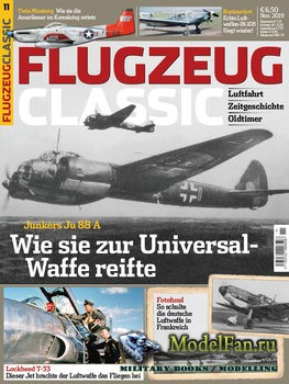 Flugzeug Classic №11 2019