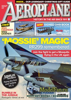Aeroplane Monthly Magazine (December 2019)