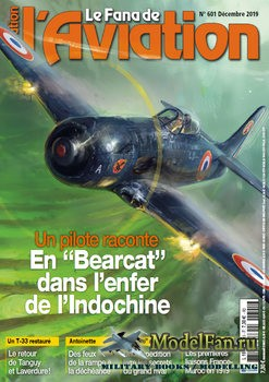 Le Fana de L'Aviation №12 2019 (601)