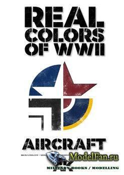 Real Colors of WW II Aircraft (Maciej Goralczyk)