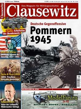 Clausewitz: Das Magazin fur Militargeschichte №1/2020