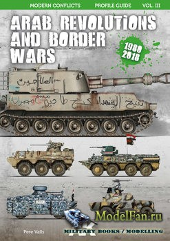 Arab Revolutions and Border Wars 1980-2018 (Pere Valls, Zachary Sex)