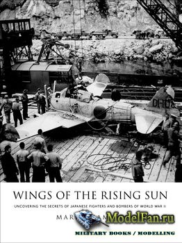 Osprey - General Aviation - Wings of the Rising Sun: Uncovering the Secrets of Japanese Fighters and Bombers of World War II