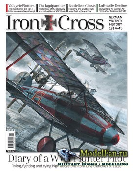Iron Cross №2 2019