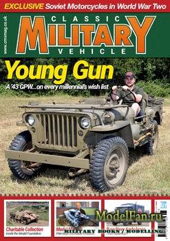 Classic Military Vehicle №224 (January 2020)