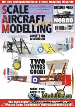 Scale Aircraft Modelling (Januaru 2020) Vol.41 №11