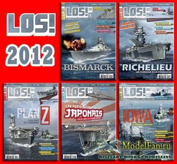 LOS! - Mars-Decembre (март-декабрь) 2012