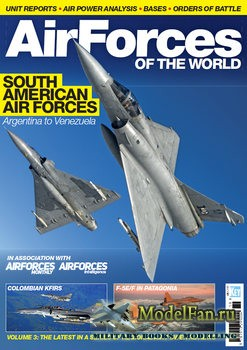AirForces of the World - South America Air Forces