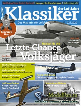 Klassiker der Luftfahrt №2 2020