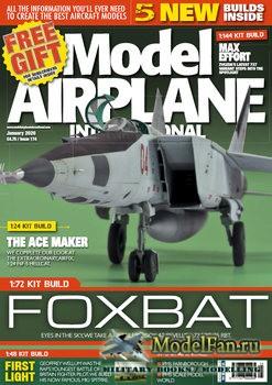 Model Airplane International №174 (January 2020)
