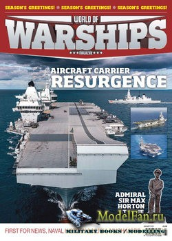 World of Warships Magazine (January 2020)