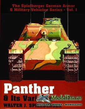 Panther & Its Variants (Walter J. Spielberger)