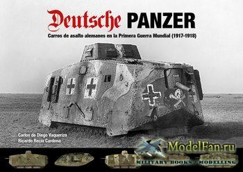 Deutsche Panzer: Carros de Asalto Alemanes en la Primera Guerra Mundial (19 ...