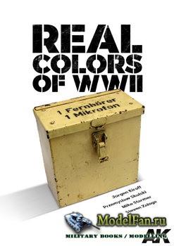 Real Colors of WWII (Jurgen Kiroff, Przemyslaw Skulski, Mike Starmer, Steve ...