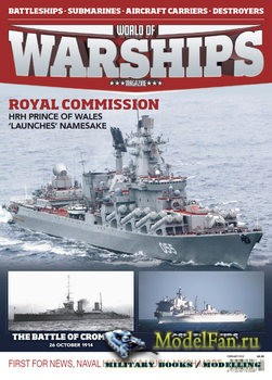 World of Warships Magazine (February 2020)