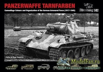 Panzerwaffe Tarnfarben (Carlos de Diego Vaqueri)
