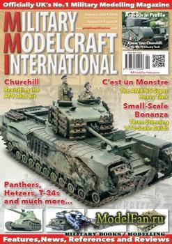 Military Modelcraft International (February 2020) Vol.24 №4