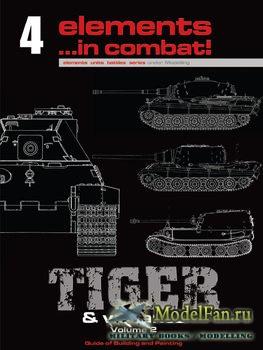 Elements… in Сombat! №4 - Tiger & Varlant Volume 2