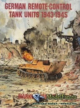 German Remote-Control Tank Units 1943-1945 (Markus Jaugitz)