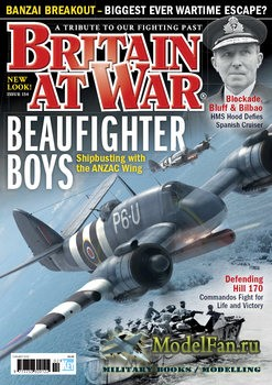 Britain at War Magazine №154 (February 2020)