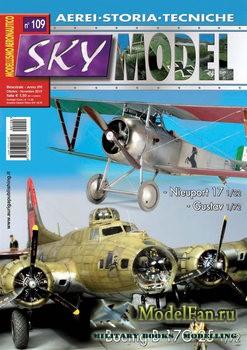 Sky Model №109 2019