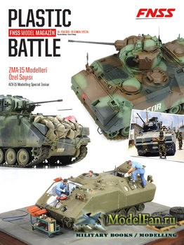 FNSS Model Magazin PlasticBattle ACV-15 Modelling Special Issue