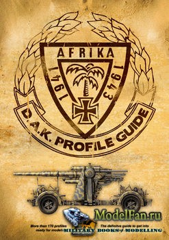 D.A.K. Profile Guide - Afrika 1941-1943