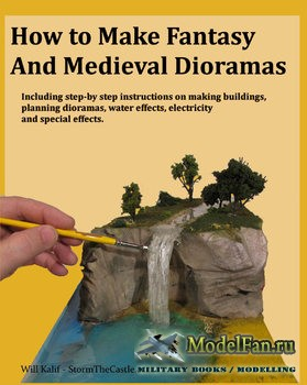 How to Make Fantasy and Medieval Dioramas (Will Kalif)