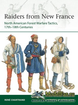 Osprey - Elite 229 - Raiders from New France