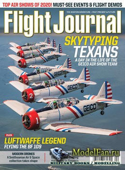 Flight Journal (April 2020)