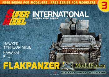 Kagero Free Series - Super Model International 3