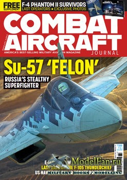 Combat Aircraft (April 2020)