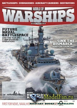 World of Warships Magazine (April 2020)