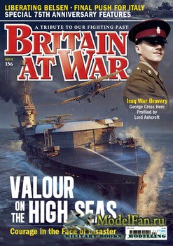 Britain at War Magazine №156 (April 2020)