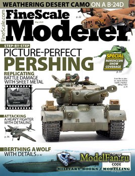 FineScale Modeler Vol.38 №5 (May 2020)