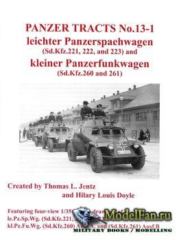 Panzer Tracts No.13-1 - Leichter Panzerspaehwagen and Kleiner Panzerfunkwag ...