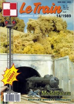 Le Train №14 (April 1989)