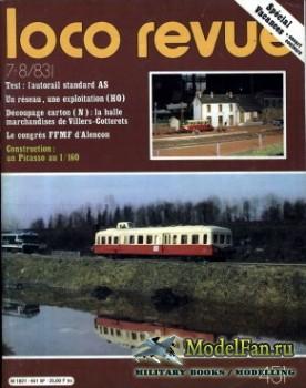 Loco-Revue №451 (July-August 1983)