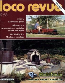 Loco-Revue №455 (December 1983)