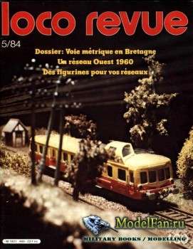 Loco-Revue №460 (May 1984)