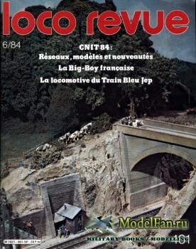 Loco-Revue №461 (June 1984)