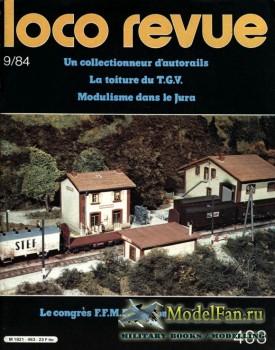 Loco-Revue №463 (September 1984)
