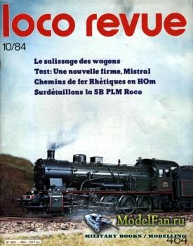 Loco-Revue №464 (October 1984)