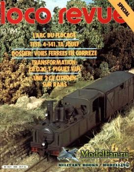 Loco-Revue №466 (December 1984)