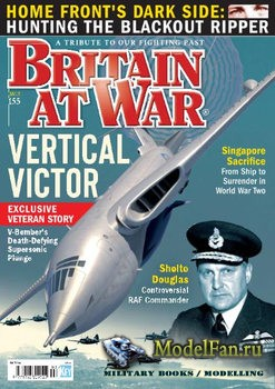 Britain at War Magazine №155 (March 2020)