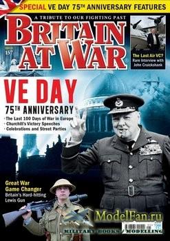 Britain at War Magazine №157 (May 2020)