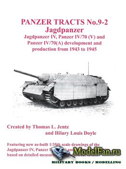 Panzer Tracts No.9-2 - Jagdpanzer