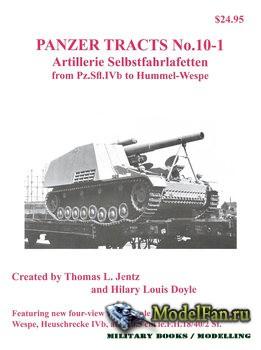Panzer Tracts No.10-1 - Artillerie Selbstfahrlafetten